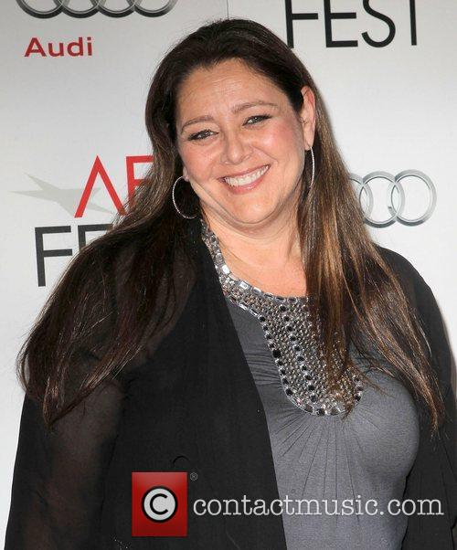 Camryn Manheim and Grauman's Chinese Theatre 3