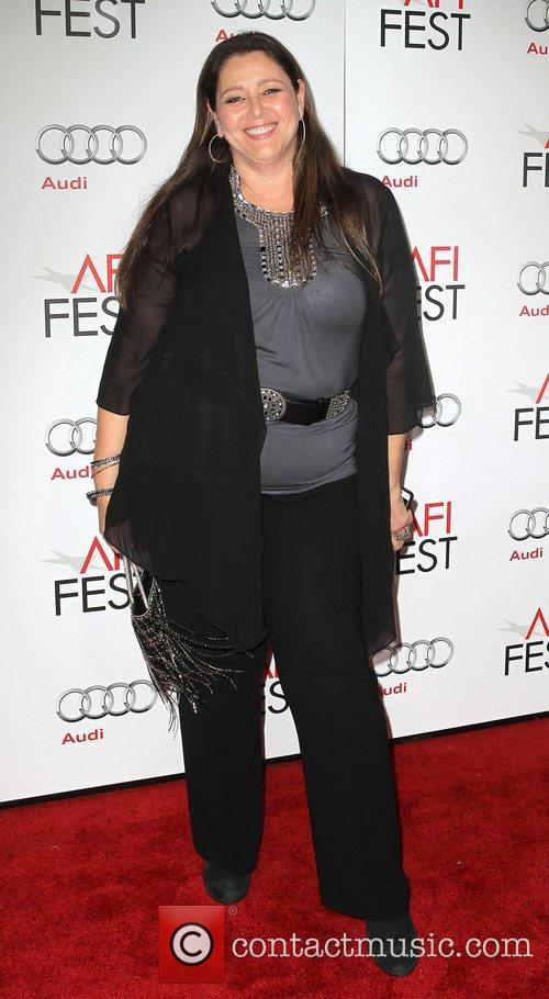 Camryn Manheim and Grauman's Chinese Theatre 2