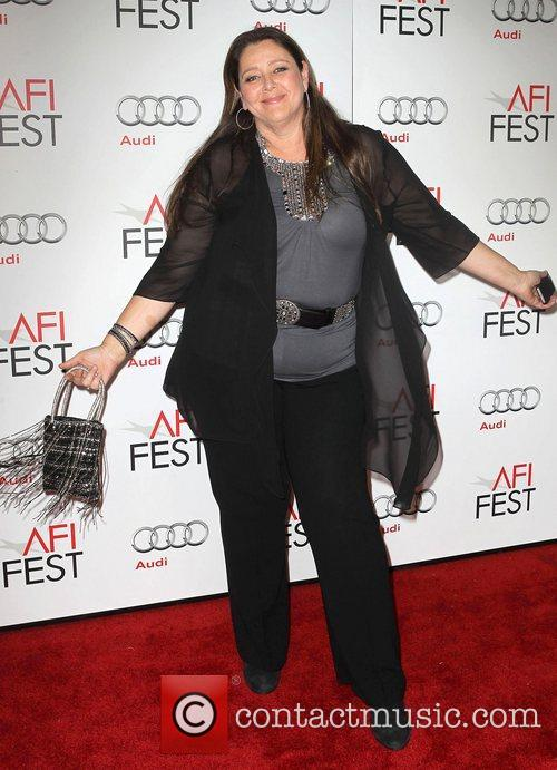 Camryn Manheim and Grauman's Chinese Theatre 1