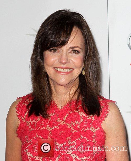 Sally Field and Grauman's Chinese Theatre 1