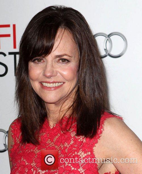 Sally Field and Grauman's Chinese Theatre 5