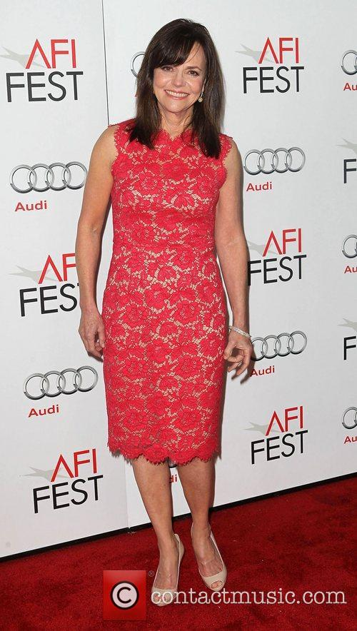 Sally Field and Grauman's Chinese Theatre 3
