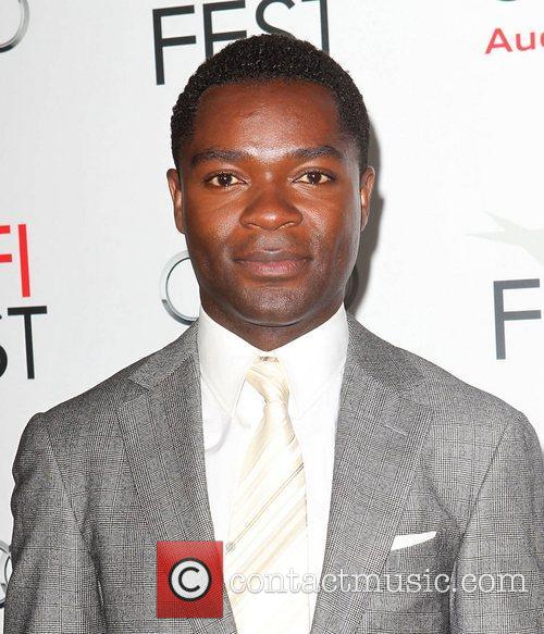 David Oyelowo and Grauman's Chinese Theatre 5
