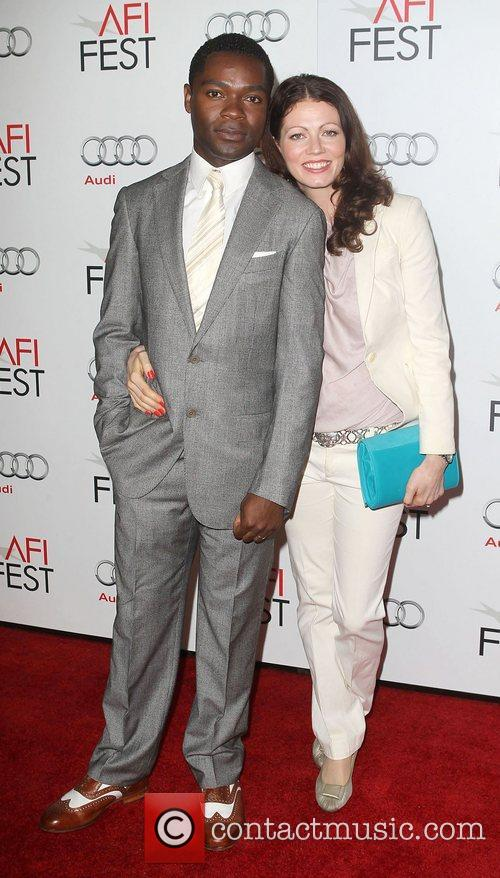 David Oyelowo and Grauman's Chinese Theatre 3