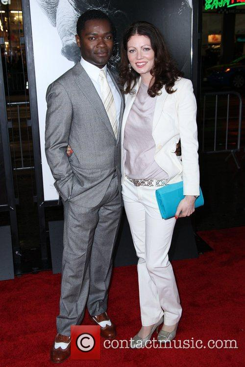 David Oyelowo and Grauman's Chinese Theatre 10
