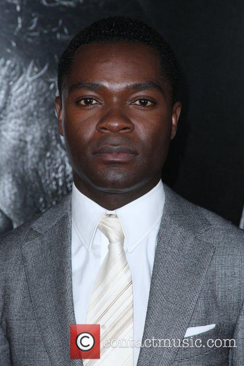 David Oyelowo and Grauman's Chinese Theatre 9