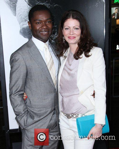 David Oyelowo and Grauman's Chinese Theatre 8