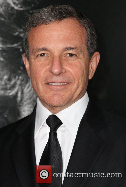Robert Iger and Grauman's Chinese Theatre 6