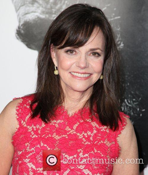 Sally Field and Grauman's Chinese Theatre 7