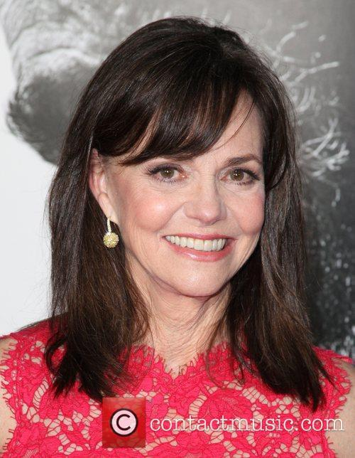 Sally Field and Grauman's Chinese Theatre 8