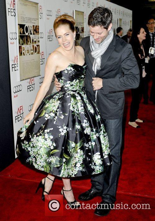 Amy Adams, Darren Le Gallo  AFI Fest...