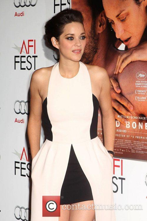 Marion Cotillard and Grauman's Chinese Theatre 8