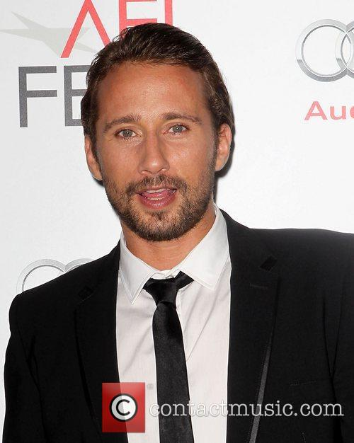 Matthias Schoenaerts and Grauman's Chinese Theatre 6