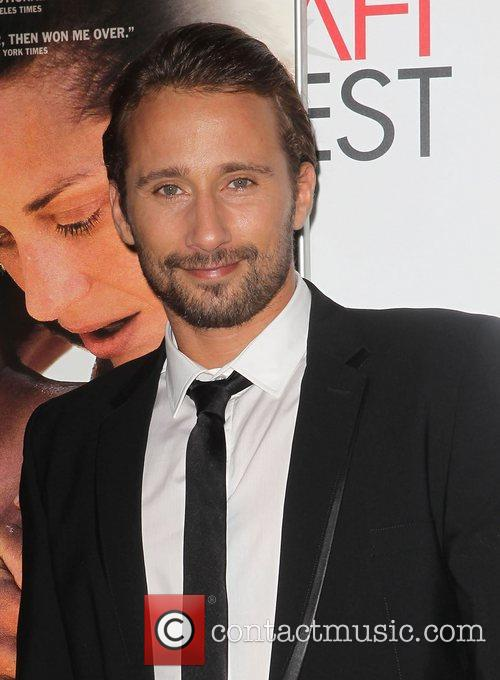 Matthias Schoenaerts and Grauman's Chinese Theatre 5