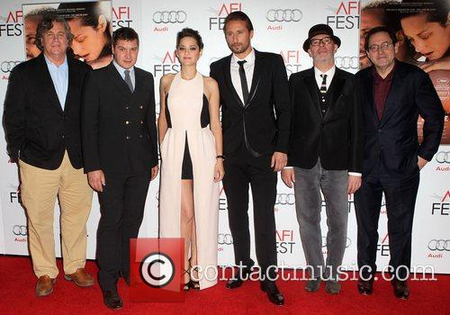 The Rust and Bone Cast