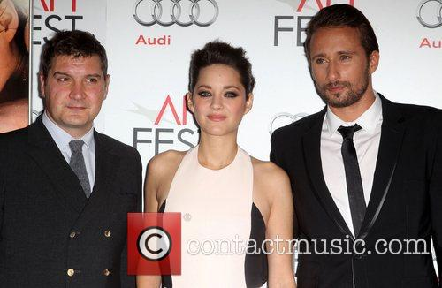 Rust And Bone Cast