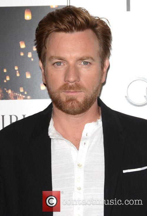Ewan Mcgregor and Grauman's Chinese Theatre 1