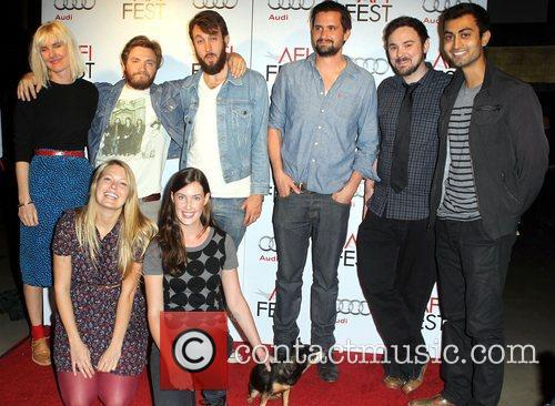 Cast and crew AFI Fest - 'The Most...
