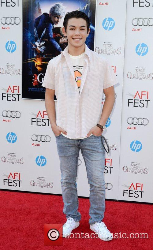 AFI Fest - 'The Rise Of The Guardians'...