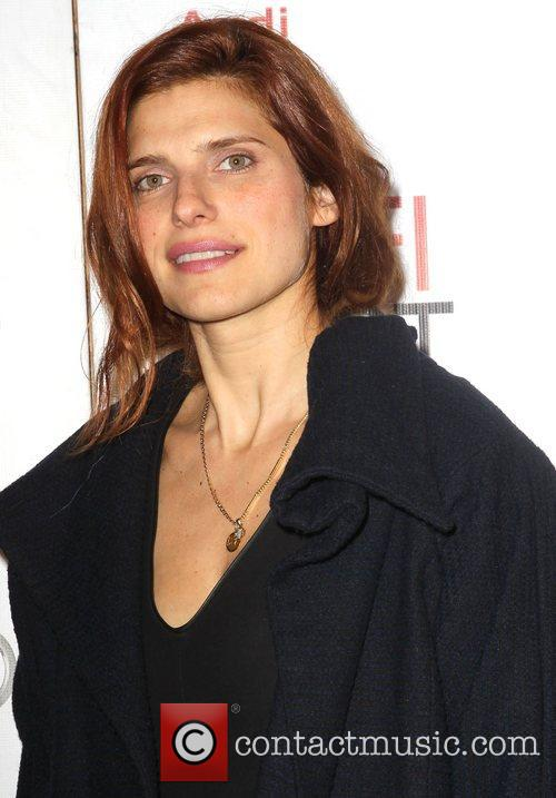 Lake Bell and Grauman's Chinese Theatre 2