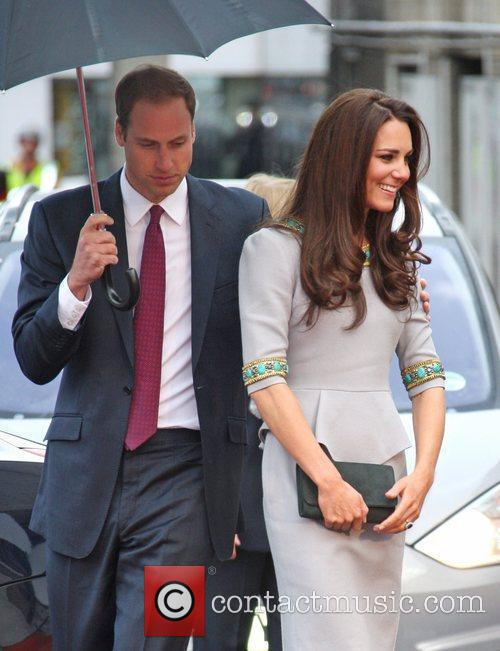 Prince William, Duchess and Kate Middleton 24