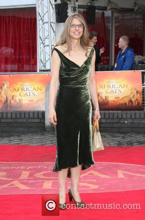 Alix Tidmarsh African Cats UK film premiere held...