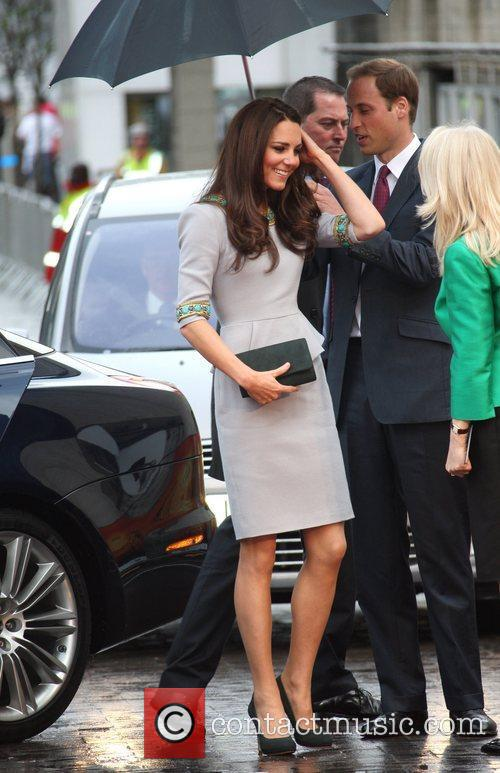 Kate Middleton and Prince William 8
