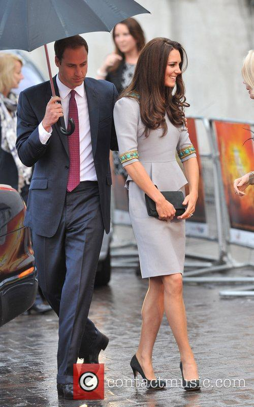 Prince William, Duchess and Kate Middleton 5