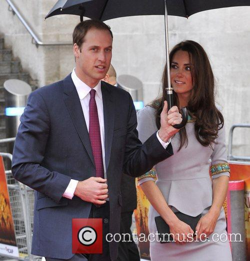 Prince William, Duchess and Kate Middleton 12