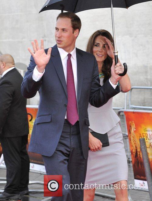 Prince William, Duchess and Kate Middleton 14