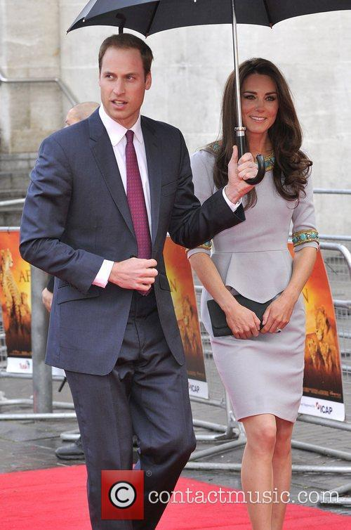 Prince William, Duchess and Kate Middleton 16