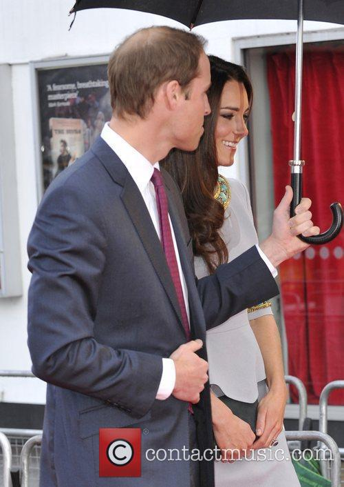 Prince William, Duchess and Kate Middleton 1