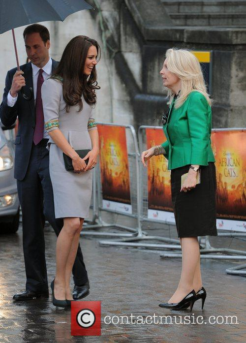 Prince William, Duchess and Kate Middleton 3
