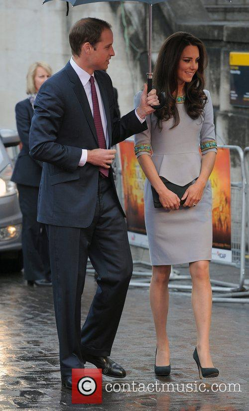 Prince William, Duchess and Kate Middleton 13