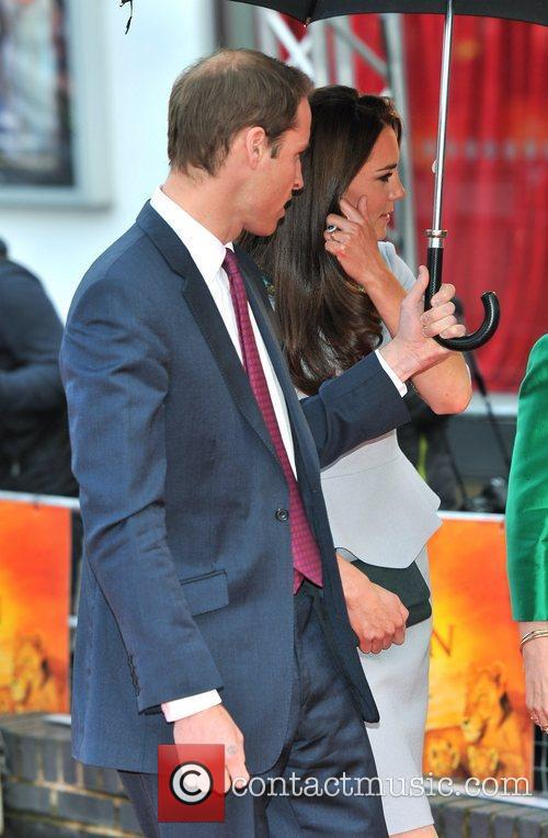 Prince William, Duchess and Kate Middleton 22