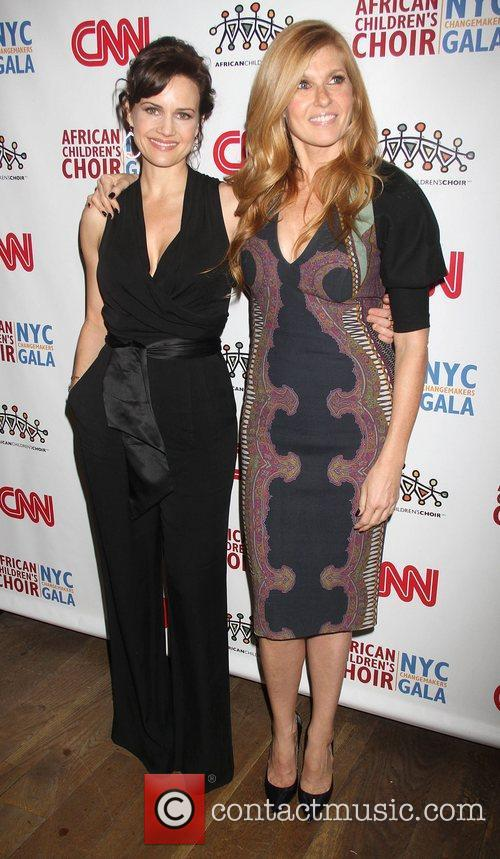 Carla Guigino and Connie Britton 3