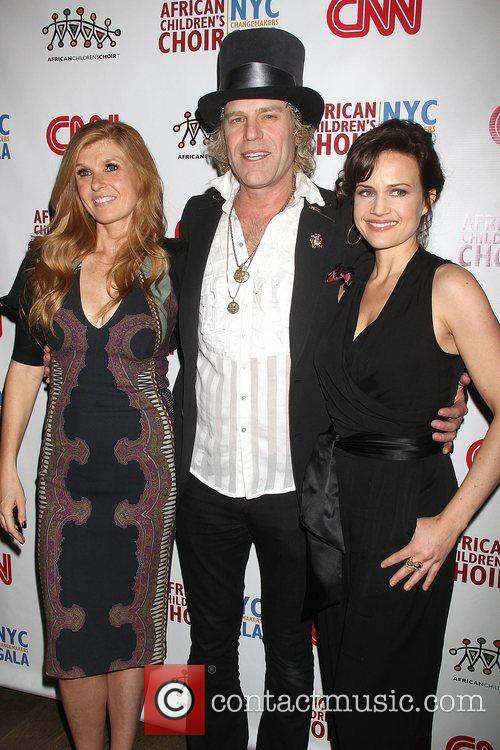 Connie Britton, Carla Guigino, Big Kenny and Rich 3