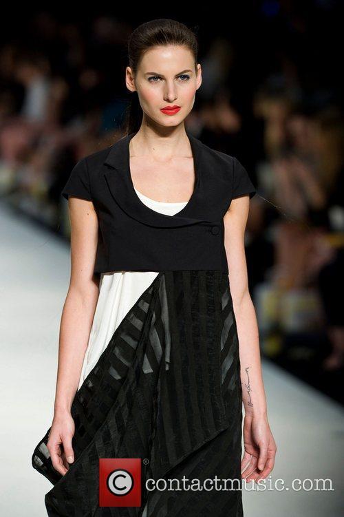 Australian Fashion Week - Fall/Winter 2012 - Ayaka...