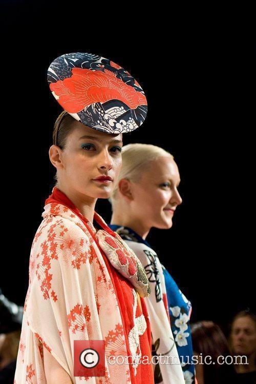 Australian Fashion Week - Fall/Winter 2012 - Akira...