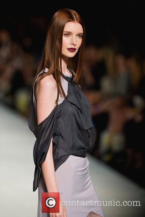 Australian Fashion Week - Fall/Winter 2012 - Crystal...