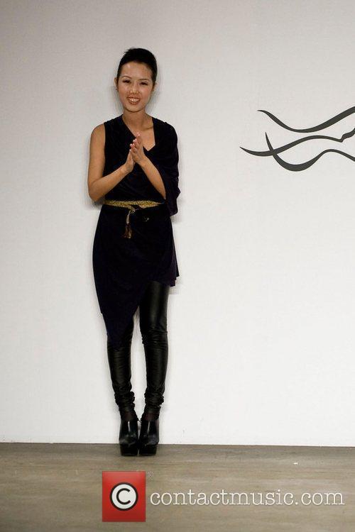 Hei Lau Australian Fashion Week - Fall/Winter 2012...