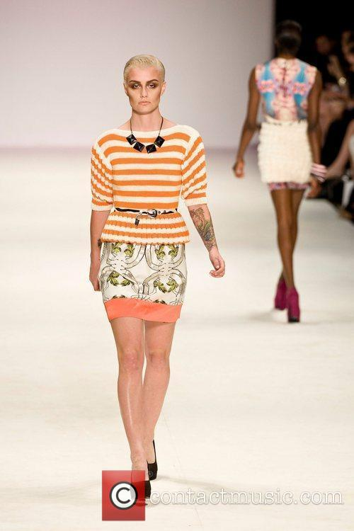 Australian Fashion Week - Fall/Winter 2012 - The...