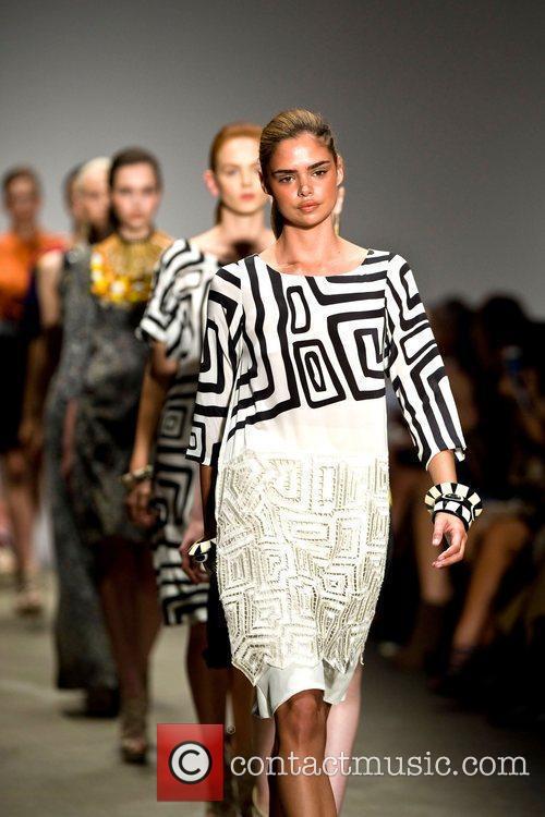 Australian Fashion Week - Fall/Winter 2012 - Roopa...