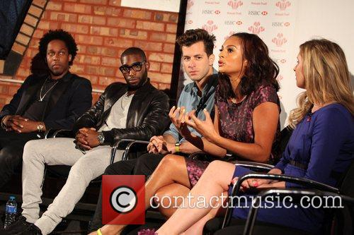 Lemar, Tinie Tempah, Mark Ronson, Alesha Dixon and...