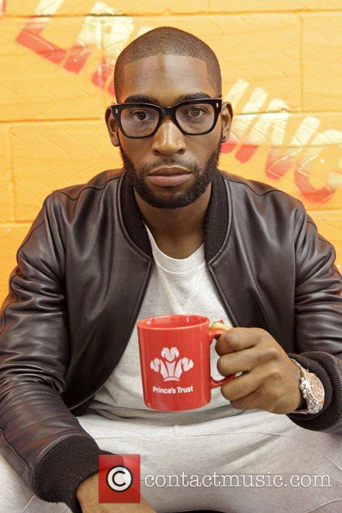 Tinie Tempah  UK celebrities back the Prince's...