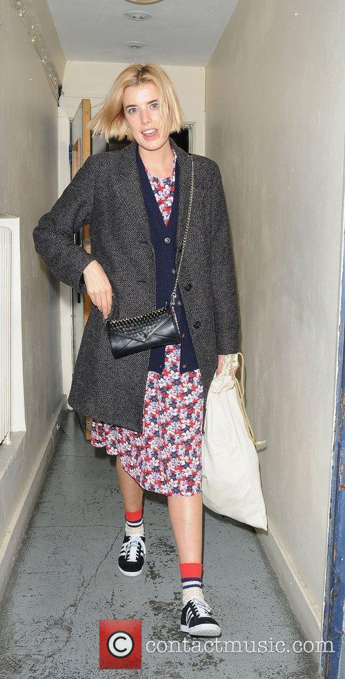 Agyness Deyn and The Leisure Society 7