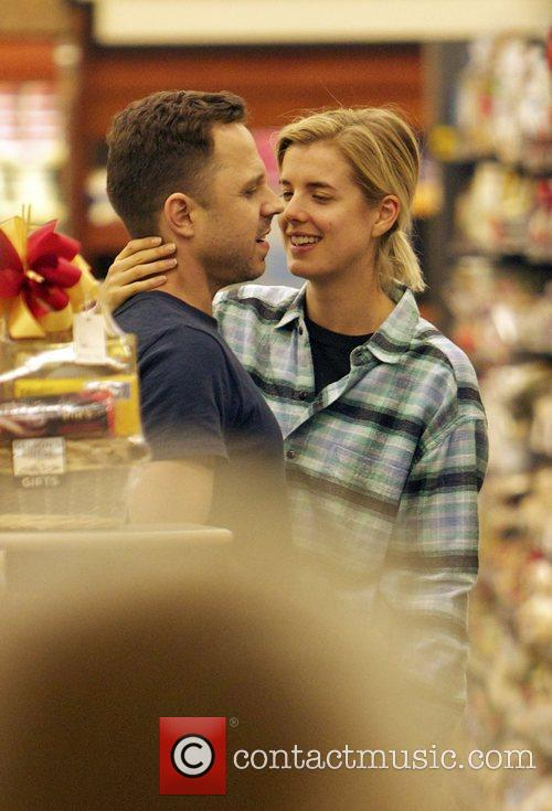 Agyness Deyn and Giovanni Ribisi 4