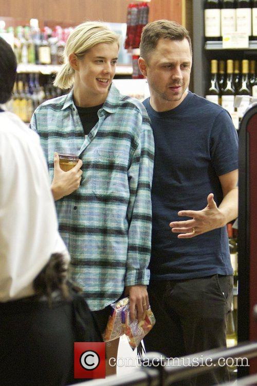 Agyness Deyn and Giovanni Ribisi 3