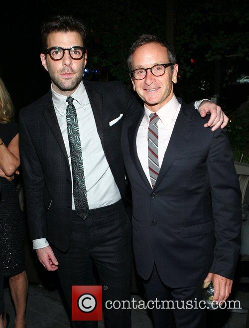 Zachary Quinto and Dante Di Loreto 2