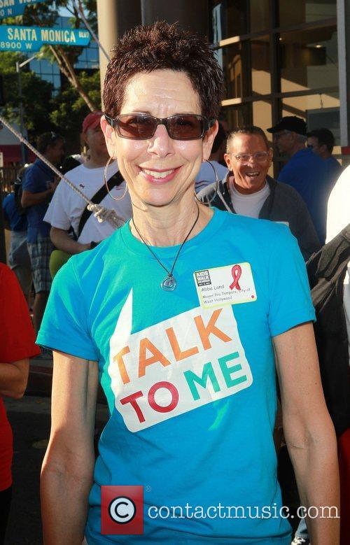 28th Annual AIDS Walk Los Angeles in West...